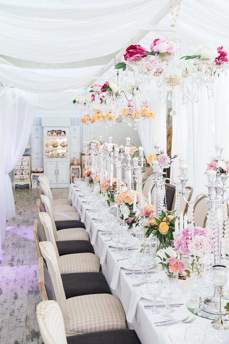 Свадебный декор-фото примера
