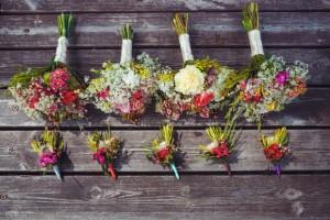 свадебная флористика-фото примера