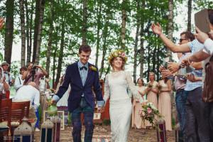 свадьба в стиле бохо-фото примера