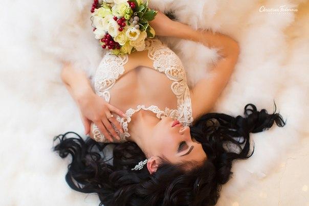 букет невесты-фото примера
